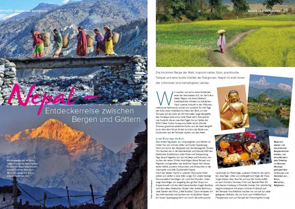 Nepal Safari Entdeckertour