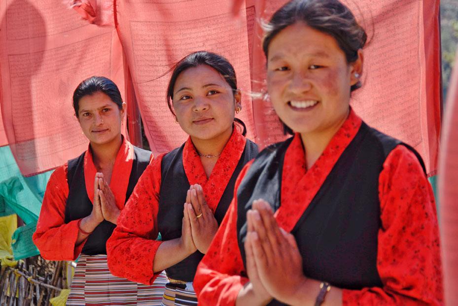 Nepal entdecken